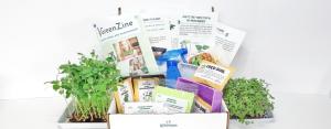 The Mighty Microgreen Adventure Kit